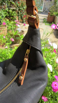 #Slate #Caro, #Chiaroscuro, #MadeInIndia, #PureLeather, #Handbag, #Bag, #WorkshopMade #Leather #Casual #Vintage #Crossbody #Sling #Black #ShoulderBag http://chiaroscuro.in/products/slate-caro