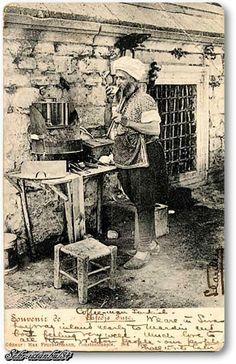 Seyyar Kahveci 1900'ler Şimdiki cafe hanelerin yaratıcıları:)