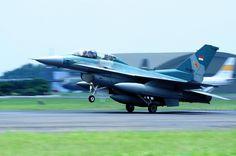 F-16 TNI AU (Photo: @Didik)