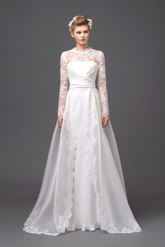 Best in Bridal: Spring 2015  - HarpersBAZAAR.com