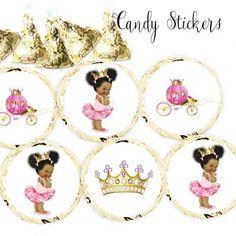 108 HERSHEY KISS ~ GLOSSY STICKER LABELS ~ LEOPARD CHEETA PRINT /& POLKA DOTS