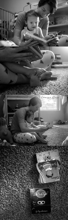 Lawren Rose Photography Dallas Photographer - Lifestyle Photography Session - Mother and Son reading a book - Black and White Photographs - Storytelling at its Finest Birth Photography, Rose Photography, Lifestyle Photography, Family Photographer, Storytelling, Dallas, Photographs, Black And White, Reading