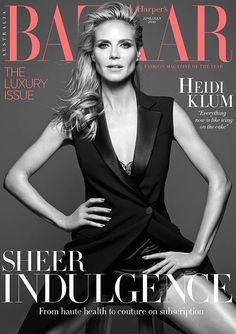 Harper's Bazaar Australia June/July 2016