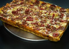 Metro Detroit's Buddys Pizza is 1 of 33 Best Pizza Shops in America.