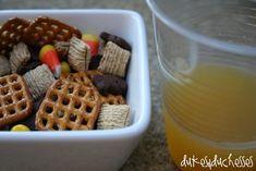 A Festive Fall Snack - Dukes & Duchesses