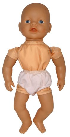 Many parents find these underpants perfect for helping with toilet training their toddler as dolly is wearing big kids undies too!