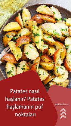 Türk mutfağında en çok sevilen ve sıkça kullanılan patates, bolca nişasta barındıran bir yer bitkisidir. Özellikle yaz aylarında salatası, kavurması ve daha bir çok tarife yakışan patates nasıl haşlanır? Patates haşlamanın püf noktaları nelerdir? Patates kaç dakikada haşlanır? öğrenmek için yazımıza göz atabilirsiniz.