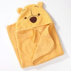 Winnie the Pooh Hooded Character Towel