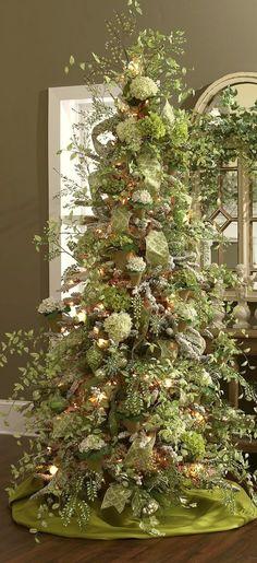 Laurel Bern Interiors List for 2013 of 22 Magical Christmas Trees