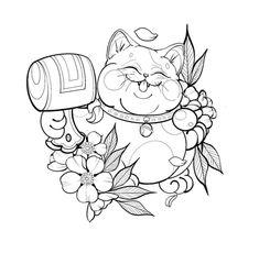 Japanese Dragon Tattoos, Japanese Tattoo Art, Japanese Tattoo Designs, Japan Tattoo Design, Tattoo Design Drawings, Tatuajes New School, Egyptian Tattoo Sleeve, Neo Tattoo, Fu Dog