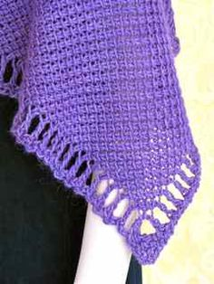 Five Basic Rules in Tunisian Crochet Patterns