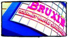 Bruxie Gourmet Waffle Sandwich's
