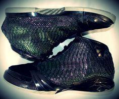 """Air Jordan XX3 """"Iridescent Python"""" Custom"""