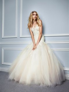 """Preview """"Monique Lhuillier Spring/Summer 2015 As Campaign"""" 