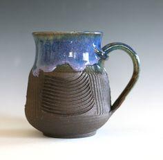 Ceramic Mug by Kazem Arshi