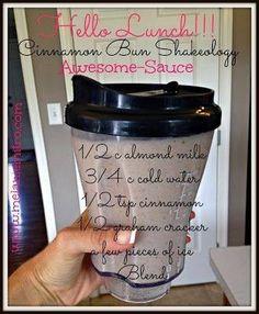 Bun shake