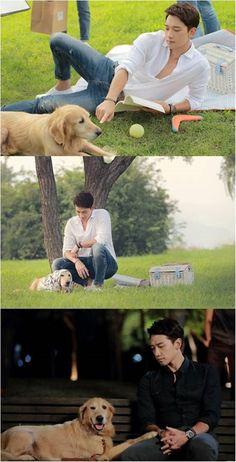 """Teaser Poster Released For Rain & Krystal's """"My Lovely Girl""""   Couch Kimchi"""