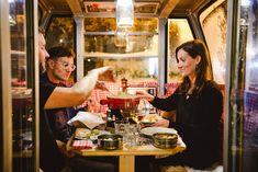 Gastro-Tipps: Berns beste Fondue-Hotspots - MIS MAGAZIN Bern, Fondue, Drinks, Rooftop Deck, Environment, Garten, Drinking, Beverages, Drink