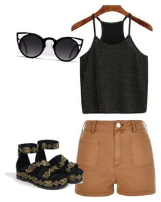 """""""Untitled #100"""" by layyy-layyy on Polyvore featuring River Island and Kat Maconie"""