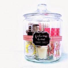 The Happy Housewarming Jar DIY