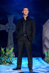 Colm Keegan - CELTIC THUNDER PRINCIPAL SINGER