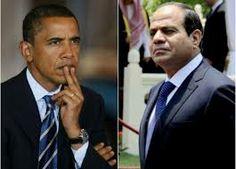 مفاجاة ..البيت الابيض يكشف كواليس مكالمة الرئيس الامريكى اوباما لتهنيئة السيسى بعد موعد تنصيبه وسبب التاخير فى الاتصال