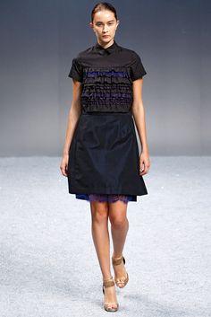 Sacai Spring 2012 Ready-to-Wear