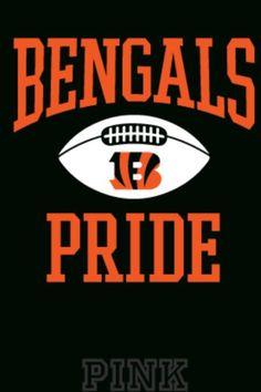 My team, Cincinnati Bengals baby
