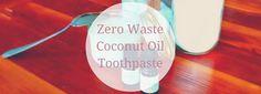 Coconut Oil Toothpaste - PAREdown