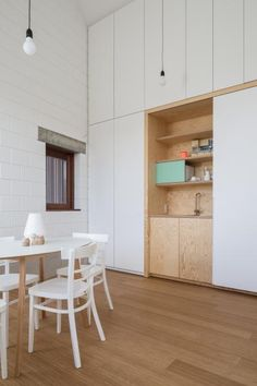 Declerck-Daels Architecten - interieur tandartsenpraktijk Charlotte Mestdagh #multiplex