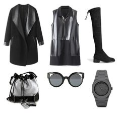 """""""Party :)"""" by jackob-j-kubik on Polyvore featuring Columbia, Carianne Moore, Fendi and CC"""