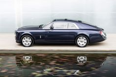 Rolls Royce Sweptail - fugly but worth a mention as the world's most expensive car with only one ever being made.