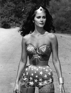 Wonder Woman {Lynda Carter}