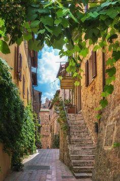 Pienza - Tuscany, Italy #ItalyVacation