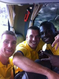 per, poldi, and frimmy.