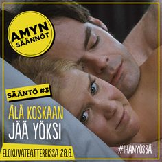 Amy Schumerin komedia Ihan yössä nyt elokuvateattereissa! #ihanyössä