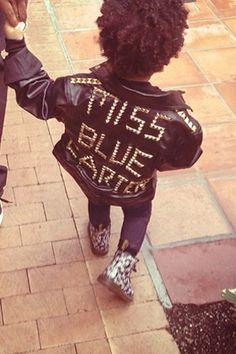 Miss Blue Carter