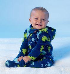 Infants' Jackets, Bodysuits and Pants