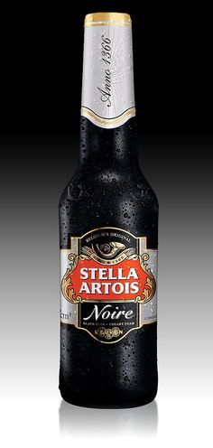 Read more about Stella Artois Noire.