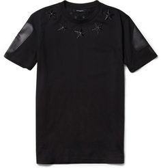 Star-Embellished Tee by Givenchy