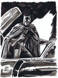 Batman by Francesco Francavilla