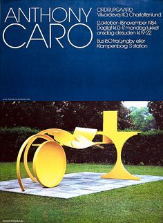 Anthony Caro, Abstract