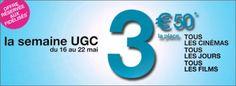 La semaine UGC 2012