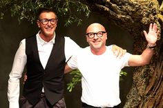 """Domenico Dolce and Stefano Gabbano made a comment that children who aren't born into traditional families are """"children of chemistry."""" Would you consider boycotting Dolce and Gabbana fashion because of their comments against families of same-sex marriage? #BestLasVegasFamilyAttorney www.davisnvlaw.com"""