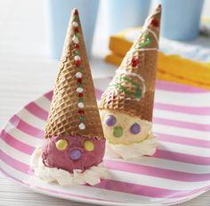 Fun ways to make Icecream to kids party