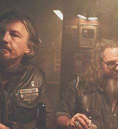 Sons of anarchy chibs & bobby
