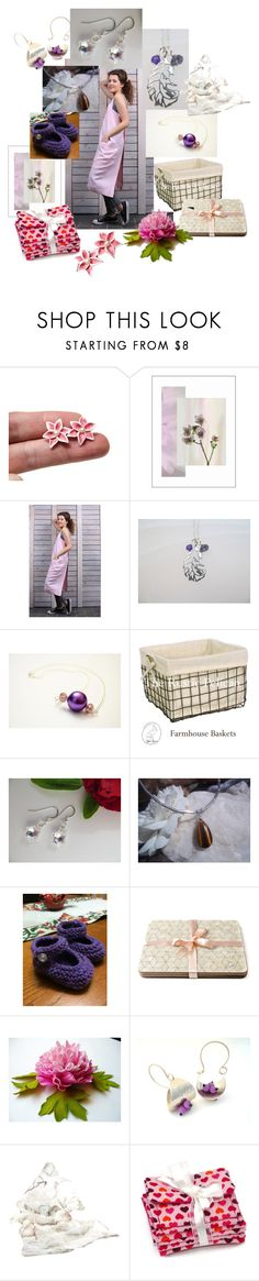 """""""Spring Goods"""" by inspiredbyten on Polyvore featuring vintage"""
