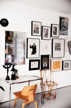 Eames & .....