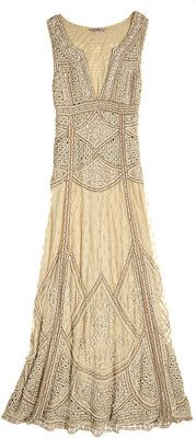CALYPSO St. Barth Orlyn Hand Embellished Gown