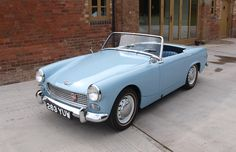 1962 Austin Healey Sprite Mk II - Silverstone Auctions